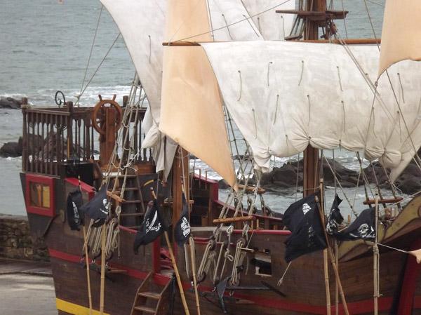 bateau pirate tango milonga