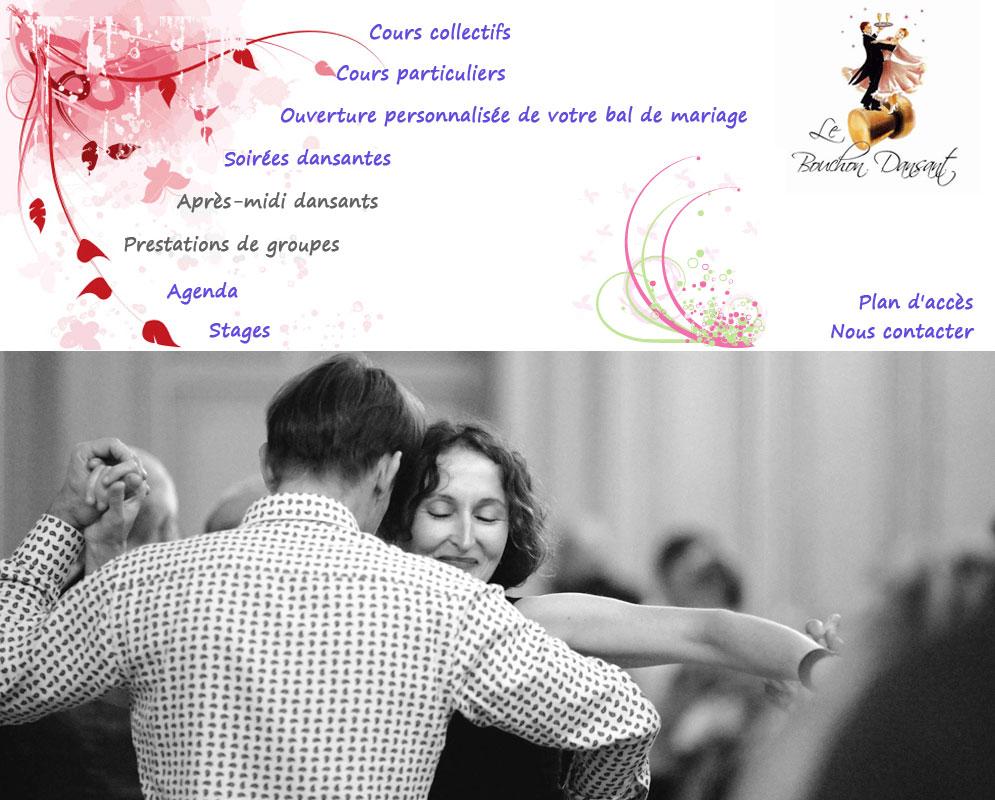 bouchon dansant Marie Faggiano Tango