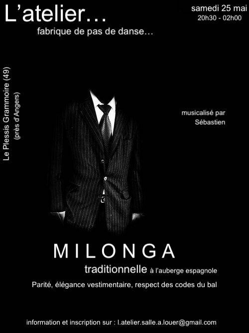 milonga atelier angers